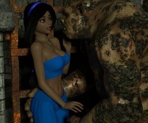 Zafo – Kidnapped Princess