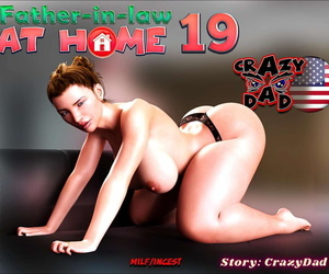 CrazyDad3D- Father-in-Law at Home Nineteen ~