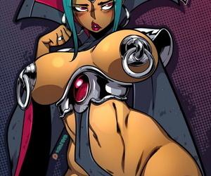 Xamrock- The Evil Enchantress