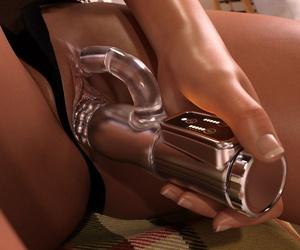 CrazySky3D Delphi's Silver Toy ~