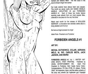 Adam Post – Caught Angel 1