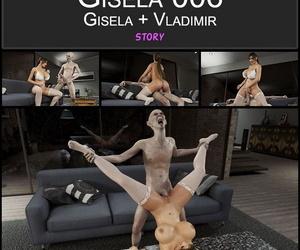 Blackadder – Gisela with the addition of Vladimir – Redux