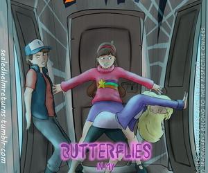 Gravity Falls- Butterflies in My Head Part 4 SealedHelm