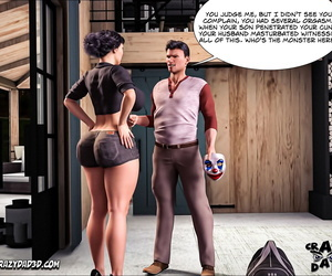 Crazydad- Small-minded in like manner out! 8