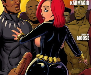 Avengers Dismal Ops- Karmagik Moose