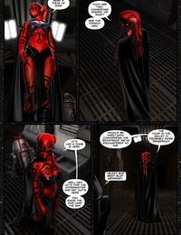 Talon-X 2 Star Wars by DarthHell
