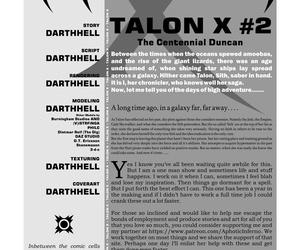 Talon-X 2 Star Wars hard by DarthHell
