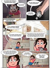 Cartoonsaur- Curiosity Chap1 Steven Universe