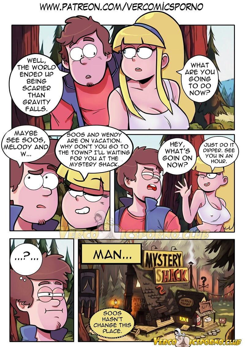 Mystery Shack Porn
