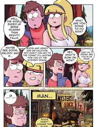 Vercomicsporno – Gravity Falls: The Next Summer