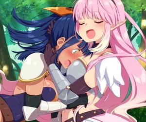 Winged Cloud Sakura Knight 3 18+