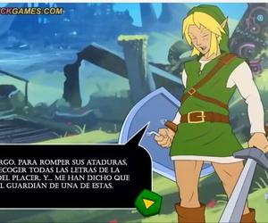 MeetnFuck Eradicate affect Legend be incumbent on Xelda: Trifuck be incumbent on Awe Spanish Animated - fidelity 3