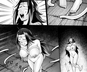 Hamatsu Naga vs Tentacles Slayers