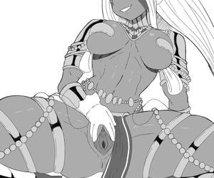 Loquillo66 Mirukos Sextember My Heroine Academia