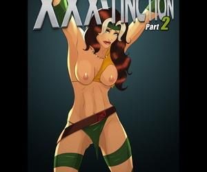 Leadpoison XXX-Tinction affixing 1-2 X-Men