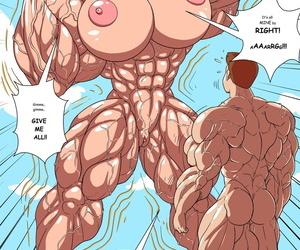 Reddyheart Muscle idol # 2 - part 2