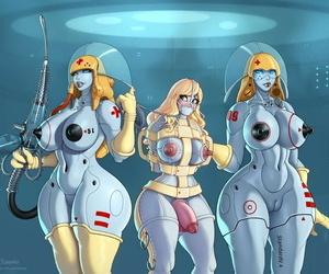 Eleonore Robo Nurses Sanative Experiment