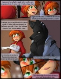 Jay Naylor The Fall of Little Red Riding Hood part 1 pt-br