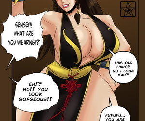 Mr. Estella Chun-Lis Chest Training Street Fighter