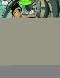 Omac Snake in Eden The Emperors New Groove- The Jungle Book
