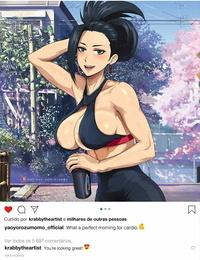 Krabby Momo Instagram Pack My Hero Academia Decensored
