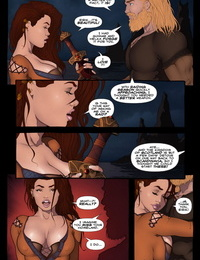 Norse - Quest of The Shield Maiden. - part 7