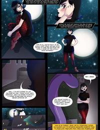 Nyte Mavis Draculas Temporal Pleasures