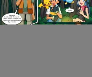 Palcomix Sloppy Dreams Pokemon German