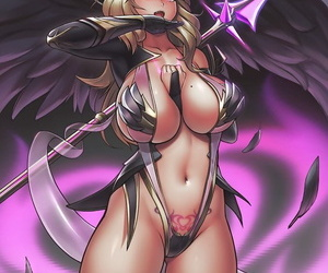Hybridmink Mitra Succubus Transformation