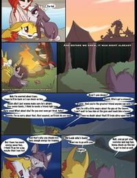 Blazing a trail - part 4