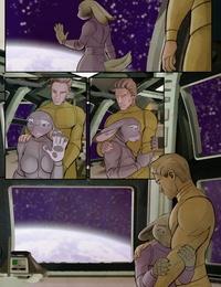 Bald Space Monkeys Need Bunny Woman - part 2