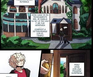 Kinkymation Feline Chateau 1 spanish