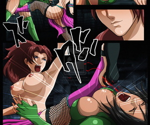 Magion02 Orchid X Kim Wu Killer Instinct