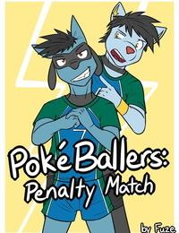 Fuze PokéBallers:Penalty Match