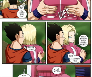 PinkPawg Android 18 plus Gohan #2 Dragon Dancing party Dominate Ongoing