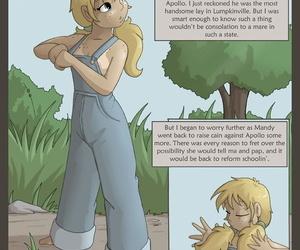 Jay Naylor A catch Adventures of Huckleberry Ann ch. 1 Enhanced w/Extras