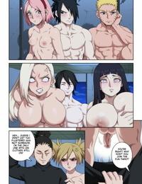 Jay Marvel - Naruto The Last - Ch.1 : Strip Shogi ongoing