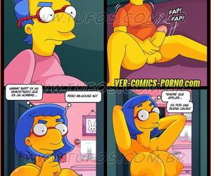 Español La Colección De Revistas Porno – Los Simpson Ver-Comics-Porno.com