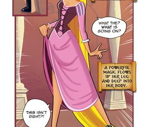 PoochygirlsTangled Comic