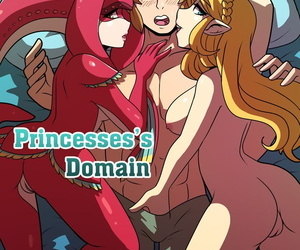 Kinkymation Princessess Domain