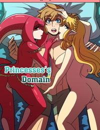 Kinkymation Princessess Domain