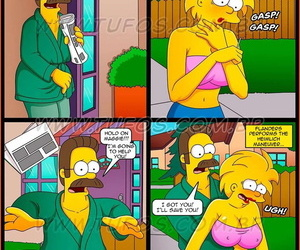 Tufos The Simpsons 25 - The Lollipop of Sin English