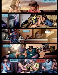 Spidercest 1-14 - part 2