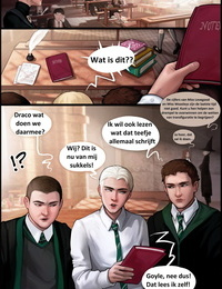 Aroma Sensei - Harry Potter Extra lesson Dutch
