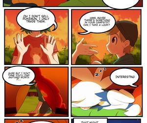 Manane Pokemaniac Lover Pokemon Ongoing