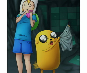 cubbychambers MisAdventure Time: Dramatize expunge Collection - 어드벤처 타임 모음집 Korean Incomplete - fidelity 2