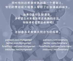 Zeta-Haru & Mytigertail Our Swain Chinese 涼杺个人汉化