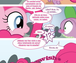Syoee_b Iniciación My In sum Pony: Friendship is Magic Spanish Red-hot Old Scratch Makkan