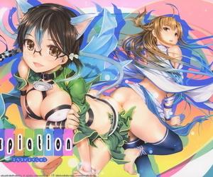 C91 TRI-MOON! Mikazuki Akira! expiation Frond Art Online English Hennojin - part 2