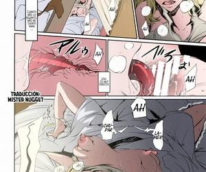C90 DEX+ Nakadera Akira Hekinai Chousa Shingeki no Kyojin Spanish Mr. Nodule Colorized